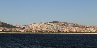 Πόλη της Ιστανμπούλ στην Τουρκία Στοκ φωτογραφία με δικαίωμα ελεύθερης χρήσης