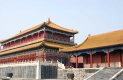 πόλη της Κίνας που απαγορεύουν Στοκ εικόνα με δικαίωμα ελεύθερης χρήσης