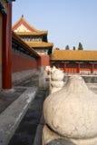 πόλη της Κίνας που απαγορ&e Στοκ εικόνα με δικαίωμα ελεύθερης χρήσης