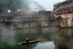 πόλη της Κίνας Φοίνικας στοκ εικόνες
