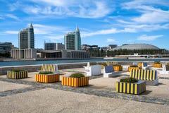 Πόλη της Λισσαβώνας Στοκ φωτογραφίες με δικαίωμα ελεύθερης χρήσης