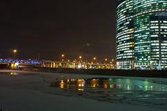 Πόλη της Μόσχας Στοκ Εικόνες