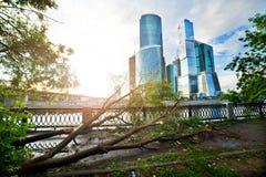 Πόλη της Μόσχας στοκ εικόνα με δικαίωμα ελεύθερης χρήσης