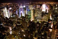 Πόλη της Νέας Υόρκης Στοκ Φωτογραφία