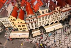 Πόλη της Πράγας Στοκ φωτογραφία με δικαίωμα ελεύθερης χρήσης