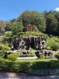 Πόλη της Braga, Πορτογαλία - μια όμορφη θέση Στοκ εικόνα με δικαίωμα ελεύθερης χρήσης