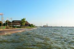 Πόλη της Nida, Λιθουανία στοκ εικόνες με δικαίωμα ελεύθερης χρήσης