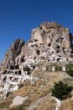 πόλη Τουρκία σπηλιών cappadocia Στοκ Εικόνα
