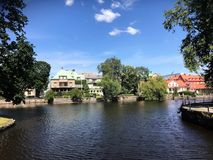 Πόλη του ã-Rebro 9 Στοκ φωτογραφία με δικαίωμα ελεύθερης χρήσης
