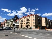 Πόλη του ã-Rebro 14 Στοκ Εικόνες