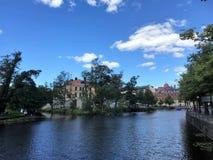 Πόλη του ã-Rebro 16 Στοκ φωτογραφία με δικαίωμα ελεύθερης χρήσης