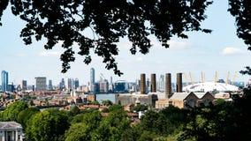 Πόλη του Λονδίνου στοκ εικόνες με δικαίωμα ελεύθερης χρήσης