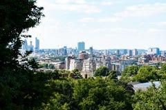 Πόλη του Λονδίνου στοκ εικόνα