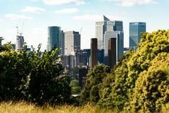 Πόλη του Λονδίνου στοκ φωτογραφία με δικαίωμα ελεύθερης χρήσης