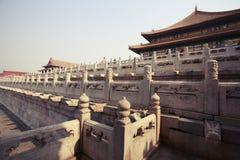 πόλη του Πεκίνου Κίνα που  Στοκ Φωτογραφία