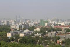 πόλη του Πεκίνου Στοκ Εικόνες