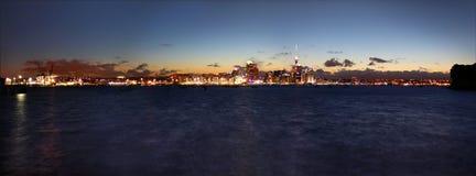 πόλη του Ώκλαντ Στοκ Φωτογραφίες