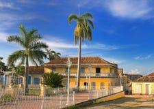 πόλη Τρινιδάδ της Κούβας Στοκ Φωτογραφία