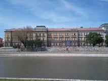 Πόλη των ΝΑΚ grad Στοκ φωτογραφίες με δικαίωμα ελεύθερης χρήσης