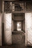 Πόλη-φάντασμα Ναμίμπια Kolmanskuppe Στοκ Εικόνες