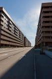 πόλη-φάντασμα Στοκ εικόνα με δικαίωμα ελεύθερης χρήσης
