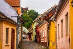 Πόλη χρώματος στοκ εικόνες