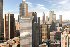 πόλη 43 φανταστική απεικόνιση αποθεμάτων