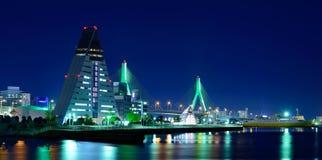 Πόλη Aomori Στοκ Φωτογραφίες