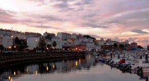 Πόλη Betanzo κοντά στο coruna, Γαλικία ES Στοκ φωτογραφία με δικαίωμα ελεύθερης χρήσης
