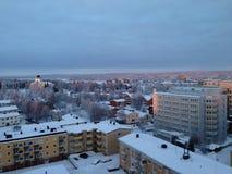 Πόλη Boden Στοκ εικόνα με δικαίωμα ελεύθερης χρήσης
