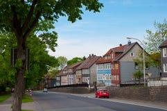 Πόλη clausthal-Zellerfeld στη Γερμανία Στοκ φωτογραφία με δικαίωμα ελεύθερης χρήσης