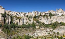πόλη cuenca Ισπανία στοκ φωτογραφία