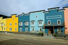 πόλη dawson Στοκ εικόνα με δικαίωμα ελεύθερης χρήσης