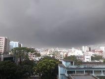 Πόλη Dhaka στοκ εικόνα με δικαίωμα ελεύθερης χρήσης
