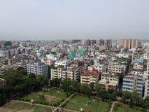 Πόλη Dhaka στοκ εικόνες