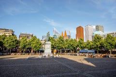 Πόλη Haag στις Κάτω Χώρες Στοκ φωτογραφία με δικαίωμα ελεύθερης χρήσης