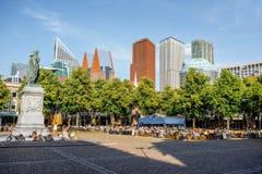 Πόλη Haag στις Κάτω Χώρες Στοκ Εικόνα