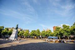 Πόλη Haag στις Κάτω Χώρες Στοκ Φωτογραφία