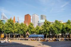 Πόλη Haag στις Κάτω Χώρες Στοκ εικόνες με δικαίωμα ελεύθερης χρήσης