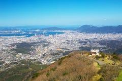 Πόλη Kitakyushu, Ιαπωνία στοκ φωτογραφία με δικαίωμα ελεύθερης χρήσης