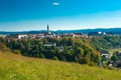 Πόλη Levoca Στοκ εικόνα με δικαίωμα ελεύθερης χρήσης