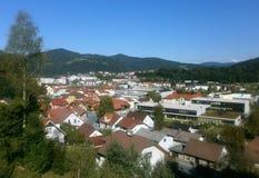 Πόλη Litija Στοκ Φωτογραφίες