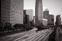 πόλη Los της Angeles Στοκ εικόνα με δικαίωμα ελεύθερης χρήσης
