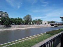 Πόλη Nisava grad Στοκ Φωτογραφία