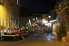 Πόλη Pescaia della Castiglione της χώρας Ιταλία στοκ φωτογραφία με δικαίωμα ελεύθερης χρήσης