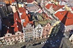 Πόλη Plzen, Δημοκρατία της Τσεχίας Στοκ φωτογραφίες με δικαίωμα ελεύθερης χρήσης