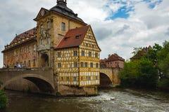 Πόλη Rathaus Altes στοκ φωτογραφίες με δικαίωμα ελεύθερης χρήσης