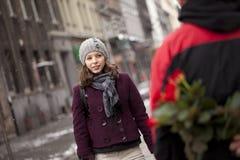 πόλη romace Στοκ Εικόνες