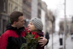 πόλη romace Στοκ φωτογραφίες με δικαίωμα ελεύθερης χρήσης