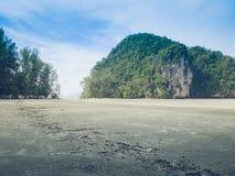Πόλη Trang νησιών θάλασσας ταξιδιού νότια από την Ταϊλάνδη Στοκ εικόνα με δικαίωμα ελεύθερης χρήσης